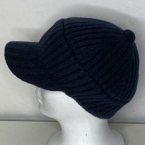 NAKEDCASHMERE Cashmere Soft Knit Bailey Newsboy Fedora Lined Hat